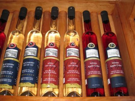 Merridale distilled treats